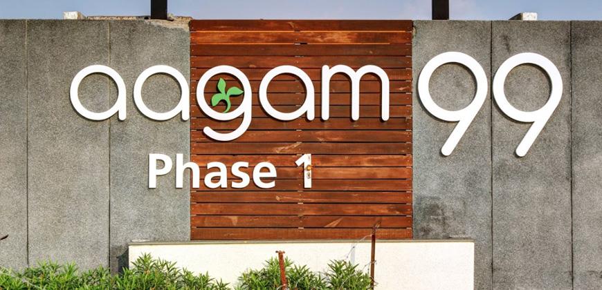 Aagam99 Residency